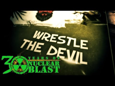 EDGUY - Wrestle the Devil  (OFFICIAL LYRIC VIDEO) (видео)