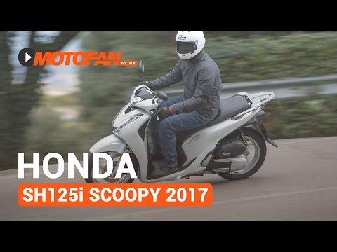 Vídeos de la Honda SH 125i