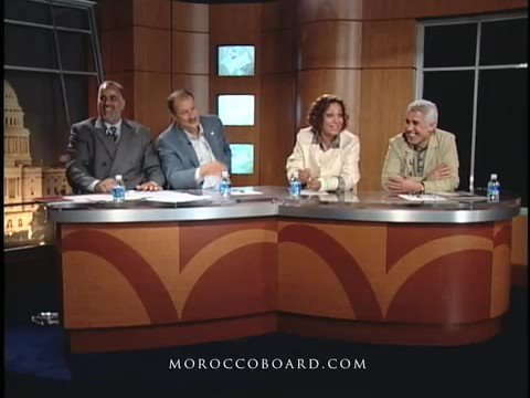 Morocco News Board - PJD 1 Rep. Mr. Omari Speech at MAC