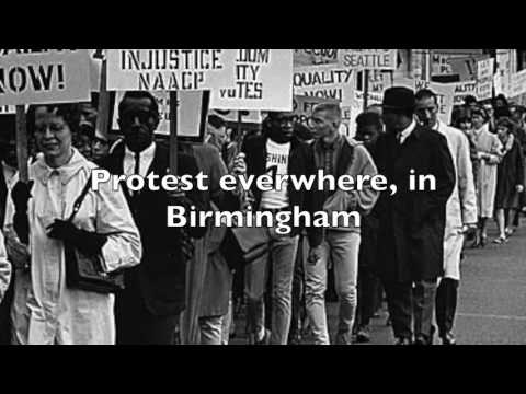 The Civil Rights Movement and Martin Luther King Jr. Rap Song