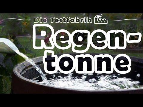 ☔ Regentonne / Regenfass Test – 🏆 Top 3 Regentonne / Regenfass im Test