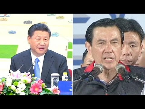 Ιστορική συνάντηση το Σάββατο των ηγετών Κίνας- Ταϊβάν