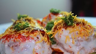 Chomu India  city photos gallery : Dahi Vada at Chomu :Indian Street Food Eps-4