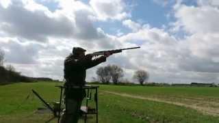 Slow Motion Shotgun