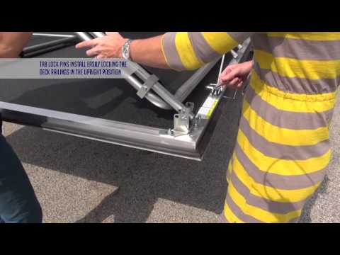 Keystone RV thumbnail for Video: Short video on easy way to set up patio deck