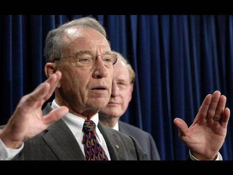 Sen. Grassley Bitch Slaps Obama On Healthcare Reform
