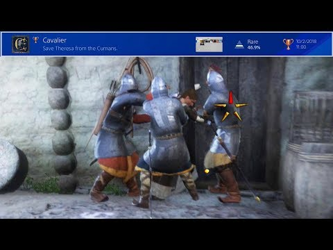 Kingdom Come Deliverance - Cavalier Trophy/Achievement - CAN YOU SAVE THERESA ???