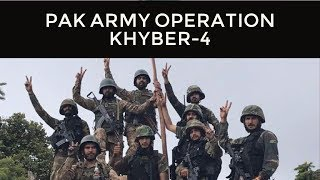 Operation Khyber 4Phase-1 Kyber 4 completed.After Brekh Top, valley being cleared.