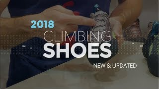 2018 Climbing Shoe Roundup - 40 models by WeighMyRack