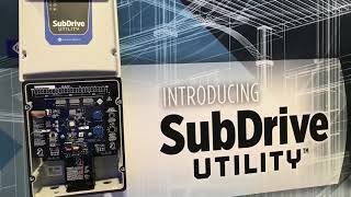 SubDrive Utility - At Groundwater Week 2017
