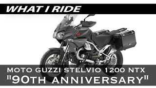 5. WHAT I RIDE: Moto Guzzi Stelvio 1200 NTX