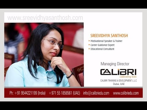 Career Planning - Malayalam | Radio Asia Interview - Sreevidhya Santhosh | calibriedu.com