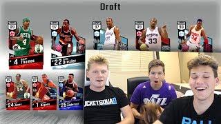 Video 3 PLAYER DRAFT WITH JESSER AND TD PRESENTS NBA 2K17 DRAFT! MP3, 3GP, MP4, WEBM, AVI, FLV April 2019