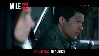 MILE 22 (15s 'Way Out' TV Spot) :: IN CINEMAS 16 AUGUST 2018 (SG)
