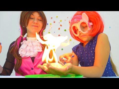 Веселые опыты для детей: играем с пузырями! (видео)