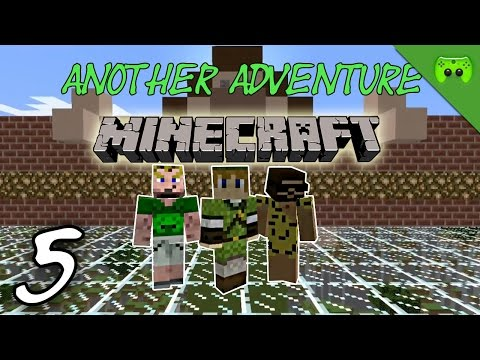 MINECRAFT Adventure Map # 5 - Another Adventure «» Let's Play Minecraft Together | HD