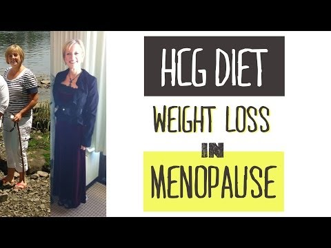 hCG Diet Reviews - Weight Loss in Menopause - Episode 3