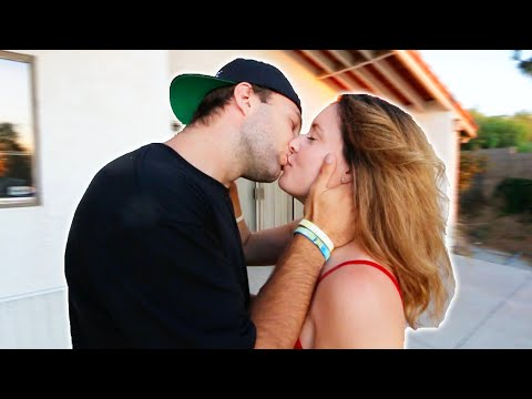HE FINALLY KISSED HIS CRUSH