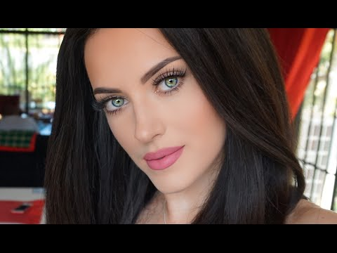 First Date Valentine Natural Makeup