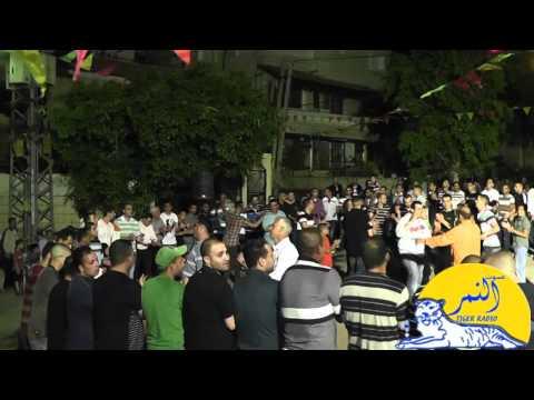 افراح ال طة كفر قاسم 25.4.2012 هاني وعوني شوشاري