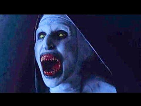 The Conjuring 2 (2016) - Demon Nun Scene (HD)