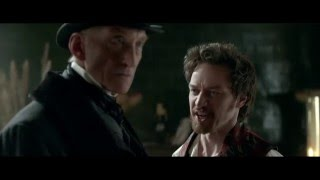 Charles Dance Performance In Victor Frankenstein  2015