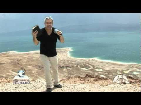 O Misterio dos Bolaines do Mar Morto - Juanribe Pagliarin Parte 2