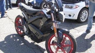 9. Zero S Motorcycle (ASP)