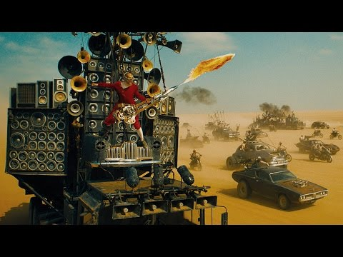 Exclusive 'Mad Max: Fury Road' Special Feature Clip Rocks out with the Doof Wagon