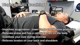 Breathing to Improve Neck and Shoulder Tension
