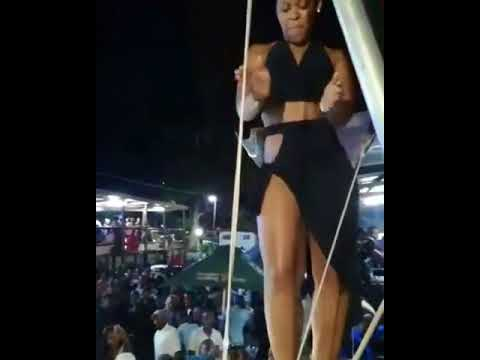 There's No Party,Panty Without Zodwa Showed It Off