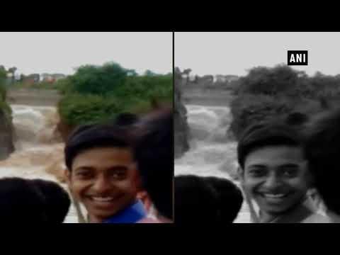 العرب اليوم - شاهد: لحظة انهيار سد قبل يوم واحد من افتتاحه في الهند