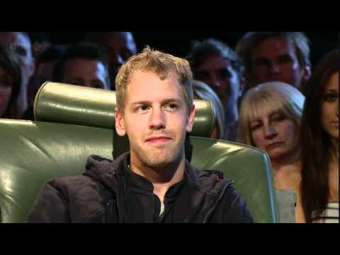 sebastian vettel a top gear