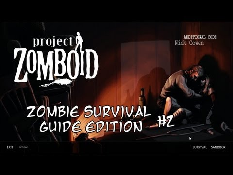 Project Zomboid – Zombie Survival Guide Part 2 – Aww Nuts