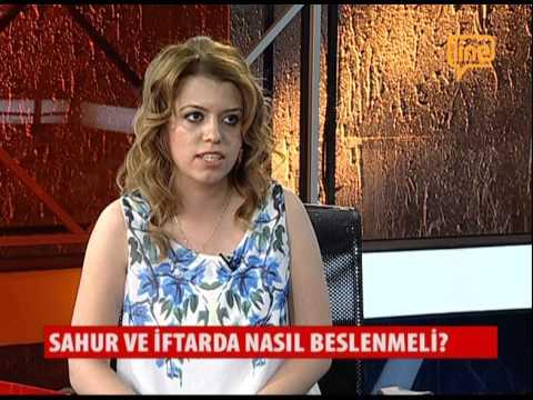 Ana Haber Konuğumuz Yasemin Kavaklı (Diyetisyen)  -17 Haziran 2015-