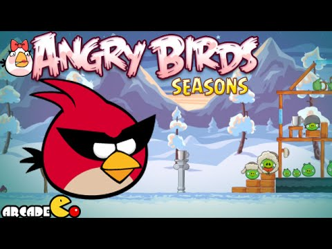 birds - Angry Birds Seasons: The Pig Days - International Coffee Day 2014! Download Angry Birds Seasons: http://goo.gl/y8KVSO Angry Birds Seasons By Rovio Entertainment Ltd Please Subscribe for more...