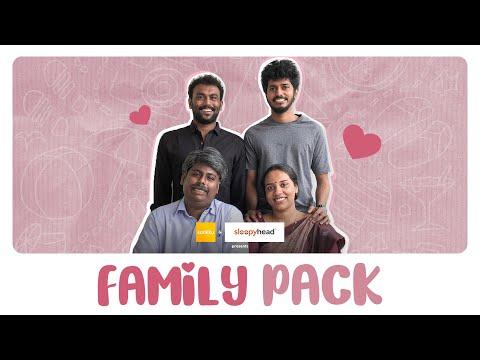 FAMILY PACK   Karikku   Comedy