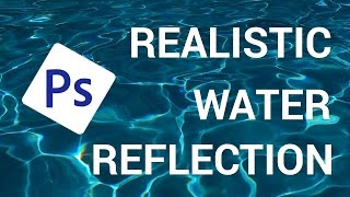 In this tutorial you will learn how to make a Realistic Water Reflection Effect in Adobe Photoshop.Don't forget to check out our site http://howtech.tv/ for more free how-to videos!http://youtube.com/ithowtovids - our feedhttp://www.facebook.com/howtechtv - join us on facebookhttps://plus.google.com/103440382717658277879 - our group in Google+Firstly, go to image and select canvas size, as having the right canvas size is important for this effect.In the properties window, click on the upward pointing arrow in anchor.Now click on the drop down arrow and select percent, then change the height to 50% more of the width, in this case the width is 100, so I will keep the height to 150.Now go to the toolbar and select the magic wand tool.Now click on the extra added area which was created when we increased the canvas size.After selecting the area right click and select inverse, then make 2 copies of it by pressing Ctrl or Cmnd J on Windows or Mac respectively.Now select layer 1 copy, go to view and see if snap is checked.Now to transform, press Ctrl or Cmnd T.Now go to the top center and drag the image down to the blank area.Now create a new layer.Go to filter, render and select clouds.To bring up the levels window press Ctrl I, in the properties just change the greys to 2 and press ok.Now go to filter, distort and select twirl. In the properties change the angle to 200 and press ok.Next, go to filter, distort and select zigzag. In the properties change the amount to 85 and ridges to 18 and press ok.Now press Ctrl T and resize the image to match size of the upside down layer. Then go to Edit, transform and select perspective.Now drag it from the bottom corner so that it does not look flat.Now go to the toolbar and select marquee or press M, and then select the whole image on the canvas from one corner to the other.Now go to image and select crop, this will crop the parts of reflection surface which were out of the canvas when we changed its perspective.Now go to layer and select duplicate layer.In the properties under document, click on the drop down menu and select new. Then type its name as displacement.Now cross this document and click yes when it asks to save it.Save it on the desktop so it is easier to find when we need it later. Now select the top layer and bring it below the two cut out layers.Now select the top layer which would be the upside down cut out, then go to filter, distort and select displace.Make the horizontal scale 5 and vertical scale 50 and press ok.Now find the file you saved earlier by the name displacement and press open.This will give the pattern of a water reflection on the upside down cut out layer, you can try your own water reflections. Have fun.