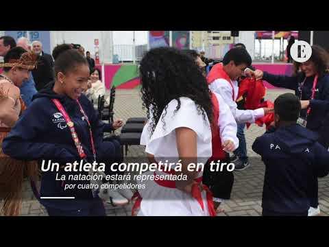 Panamá y sus atletas parapanamericanos están listos