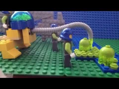 LEGO Stop Water Pollution