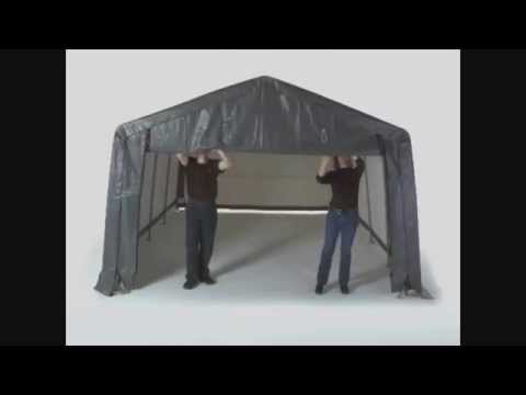 Clarke Instant Garages