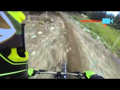 Marek Škoch, Český DH biker v Kanadě!