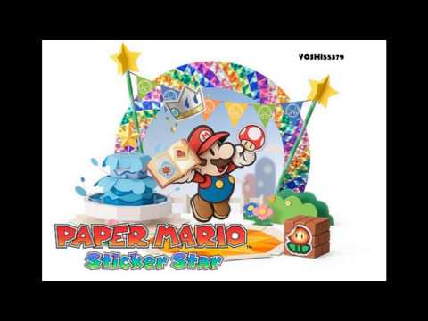 Chomp Ruins - Paper Mario: Sticker Star OST