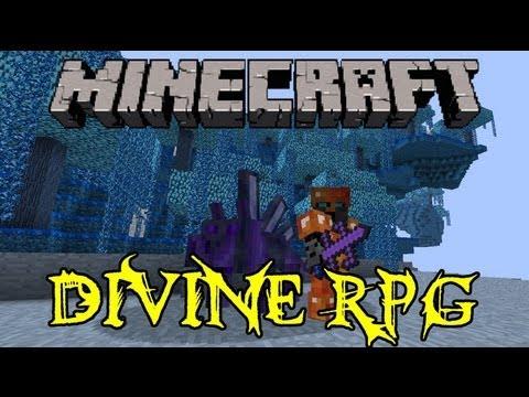 Divine RPG #20 Таинственное подземелье ч2