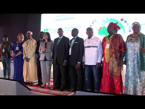 """اختتام أشغال اللقاء الإفريقي حول """" تبادل التجارب الناجحة لخدمة التنمية البشرية المستدامة بإفريقيا """""""