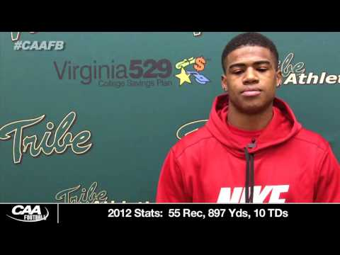 Tre McBride Interview 2/19/2013 video.