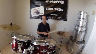 Video Thunder - Drum Cover - Imagine Dragons MP3, 3GP, MP4, WEBM, AVI, FLV Januari 2018