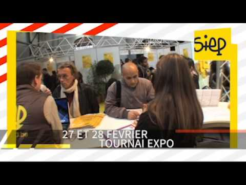 Salon de Tournai spot 2015