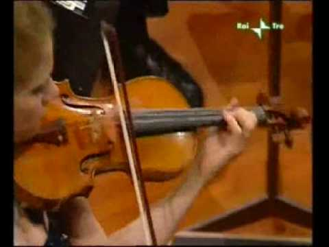 Julia Fischer Sarabande by Bach (encore)