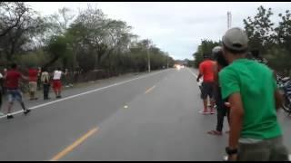 El pani racing le da tubazo al compa racing